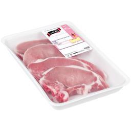 Côtes de porc 1ères