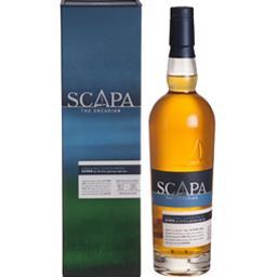 Scotch Scapa Single Malt Scotch Whisky la bouteille de 70 cl