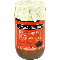 Bouillabaisse recette Marseillaise