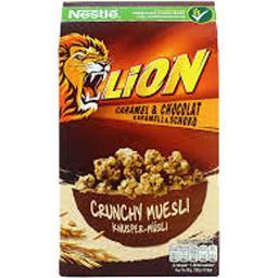Nestlé Céréales Lion - Céréales Crunchy Muesli