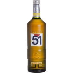 Pastis 51 Pastis 51 Pastis de Marseille la bouteille de 1 l