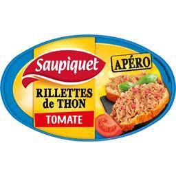 Rillettes de thon à la tomate