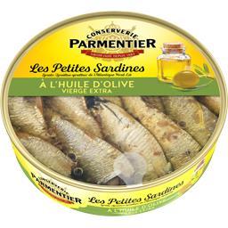 Les Petites Sardines à l'huile d'olive vierge extra