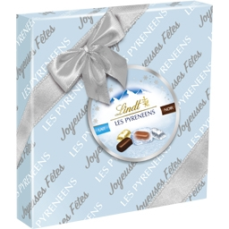 Lindt Pyrénéens - Assortiment de chocolats Le coffret de 204 g