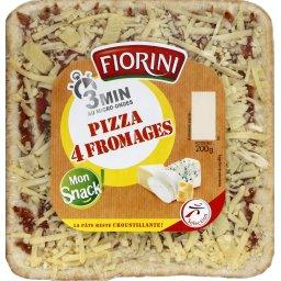 Pizza 3 fromages Mon Snack