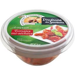 Tomates mi-séchées