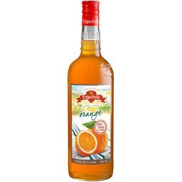 Le Sirop de l'Artisan orange