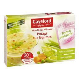 Mon Repas Minceur - Substituts repas, potages aux légumes, riche en protéines
