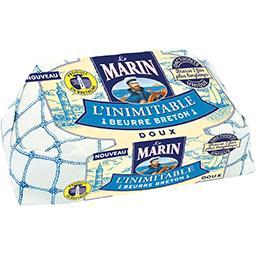 L'Inimitable beurre Breton doux