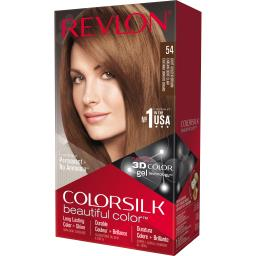 REVLON Coloration Colorsilk Light Golden Brown