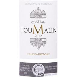 Canon-Fronsac Château Toumalin vin Rouge 2012