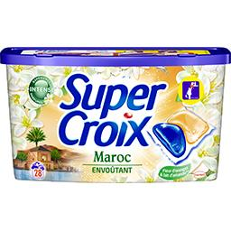 Capsules de lessive liquide Maroc