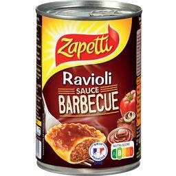 Ravioli sauce barbecue