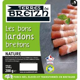 Les Bons Lardons bretons nature