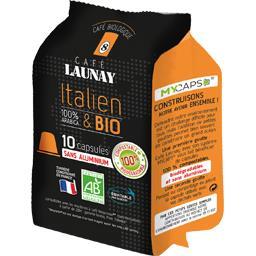 Capsules de café Italien & BIO