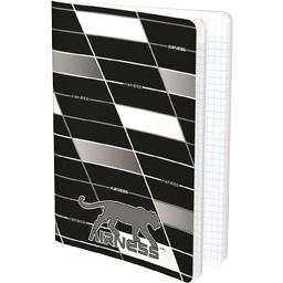 Cahier pique 24x32 cm, seyes - 96 pages