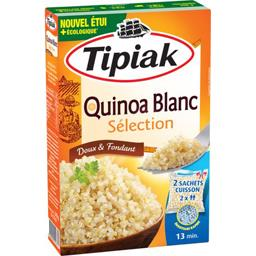 Quinoa cuisson parfaite blanc