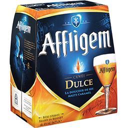 Bière cuvée Dulce