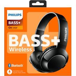 Casque Bluetooth Supra Bass 6+ SHB3075BK/00