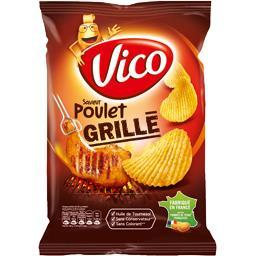 Vico Vico Chips saveur poulet grillé
