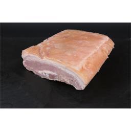 Demi poitrine de porc qualité n°1