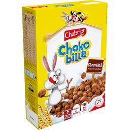 Céréales Choco Bille,CHABRIOR,la boite de 375 g