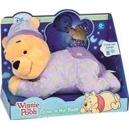 Peluche Winnie Glow in Dark 30 cm