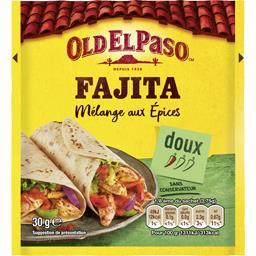 Old El Paso Old El Paso Mélange aux épices pour Fajita le sachet de 30 g