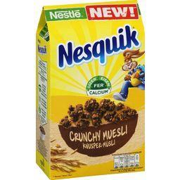 Nesquik - Céréales Crunchy Muesli