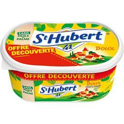 St Hubert Margarine doux sans huile de palme
