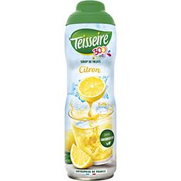 Teisseire Teisseire Sirop de citron le bidon de 60cl
