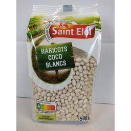 Haricots coco blancs
