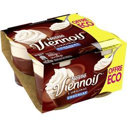 Nestlé Nestlé Le Viennois - Dessert lacté chocolat