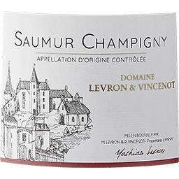 Saumur Champigny vin rouge, 2016