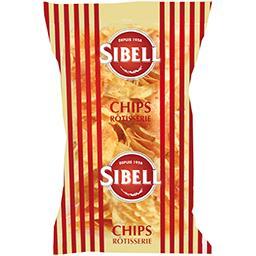 Chips Rôtisserie
