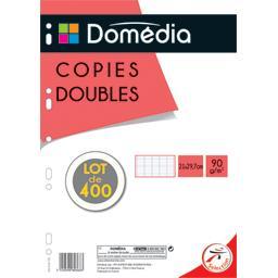 Copies doubles perforé A4 90 g seyès