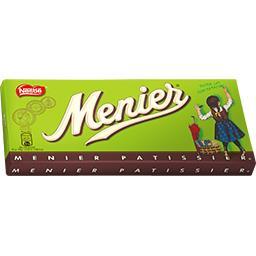 Nestlé Nestlé Grand Chocolat Menier - Chocolat pâtissier la tablette de 200 g