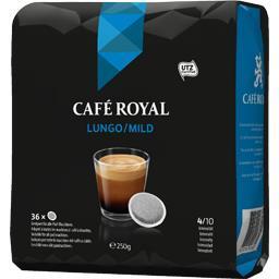 Capsules de café Lungo/Mild