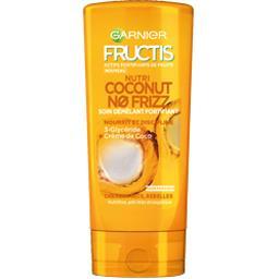 Garnier Fructis Color Resist No Frizz Après-Shampooing Fortifiant Nutri Coconut pour Cheveux Secs Rebelles 200 ml