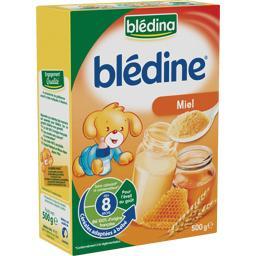 Blédine - Céréales miel, dès 8 mois