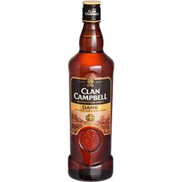 Clan Campbell Clan Campbell Blended Scotch Whisky Dark la bouteille de 70 cl