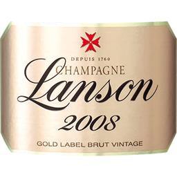 Gold Millésime 2008 , Champagne brut