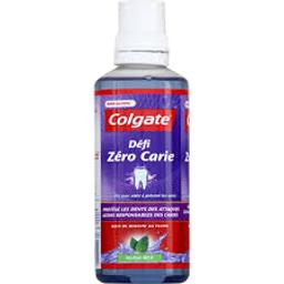 Défi Zéro Caries - Bain de bouche Herbal Mint