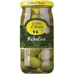 Olives vertes Picholine gros calibre