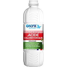 Substitut écologique d'acide chlorhydrique
