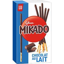 Mikado - Biscuits chocolat au lait