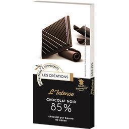L'Intense chocolat noir 85%