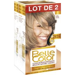 Belle Color blond cendré naturel, coloration permane...