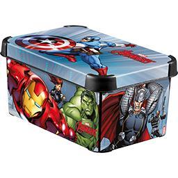 Boite déco Stockholm S décor Marvel Avengers