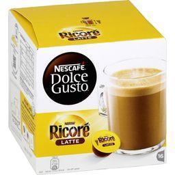 Nescafé Nescafé Dolce Gusto - Capsules de Ricoré Latte les 16 capsules de 10,5 g